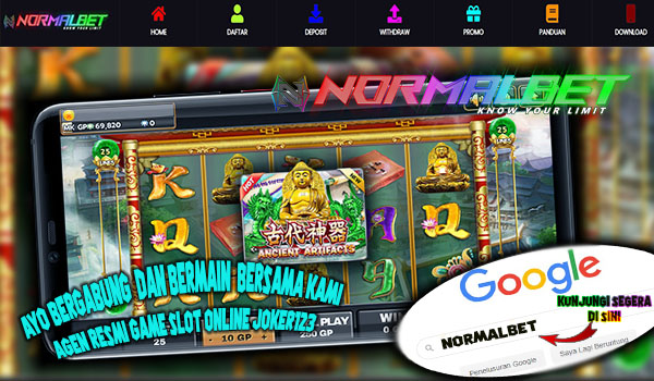 Situs Game Slot Joker123 Dan Download Joker123 Apk